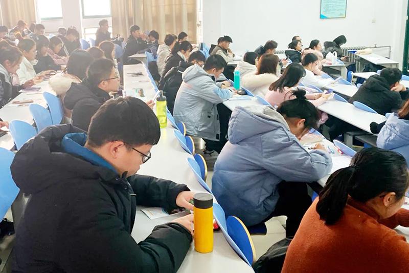 青岛融合教育公益宣讲活动走进高校