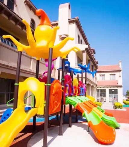 带你走进青岛融合自闭症儿童康训课堂云观摩