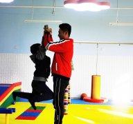 【青岛融合教育云课堂】感统训练,在运动的快乐中茁壮成长…